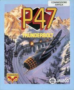 Cover P47 Thunderbolt