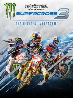 Cover Monster Energy Supercross – The Official Videogame 3