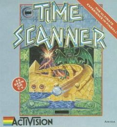 Cover Time Scanner