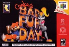 Cover Conker's Bad Fur Day