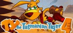 Cover TY the Tasmanian Tiger 4