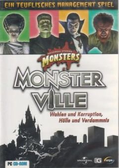 Cover Universal Studios Monsters: Monsterville