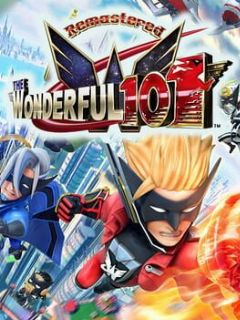 Cover The Wonderful 101: Remastered