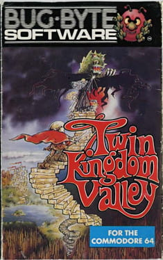 Cover Twin Kingdom Valley