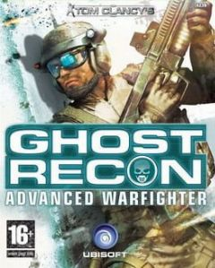 Cover Tom Clancy's Ghost Recon Advanced Warfighter