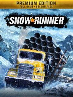 Cover SnowRunner: Premium Edition