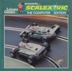 Cover Scalextric: The Computer Edition