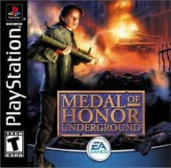 Cover Medal of Honor: Underground