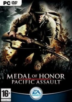 Cover Medal of Honor: Pacific Assault