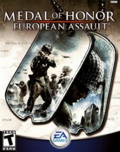 Cover Medal of Honor: European Assault