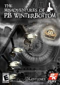 Cover The Misadventures of P.B. Winterbottom