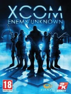 Cover XCOM: Enemy Unknown