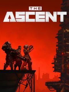 Cover The Ascent