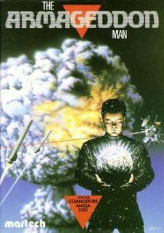 Cover The Armageddon Man