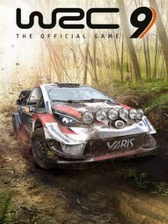 Cover WRC 9