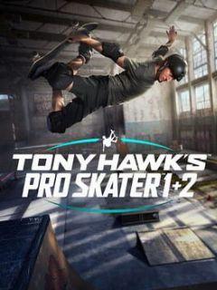 Cover Tony Hawk's Pro Skater 1+2