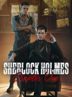 Cover Sherlock Holmes: Chapter One
