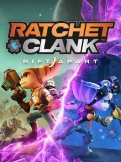 Cover Ratchet & Clank: Rift Apart