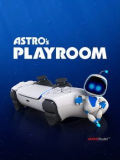 Cover Astro's Playroom