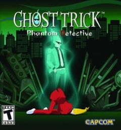 Cover Ghost Trick: Phantom Detective