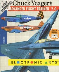 Cover Chuck Yeager's Advanced Flight Trainer 2.0