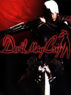 Cover Devil May Cry
