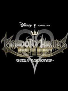 Cover Kingdom Hearts: Melody of Memory