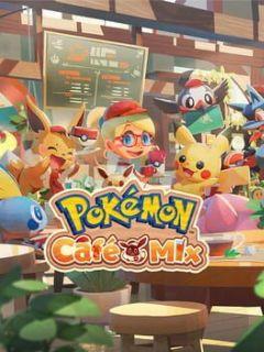 Cover Pokémon Café Mix
