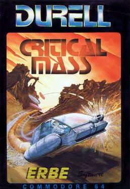 Cover Critical Mass
