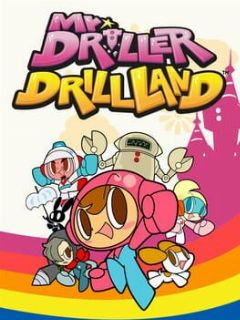 Cover Mr. DRILLER DrillLand