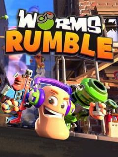Cover Worms Rumble