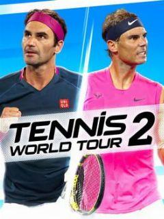 Cover Tennis World Tour 2