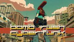 Cover Bomb Rush Cyberfunk