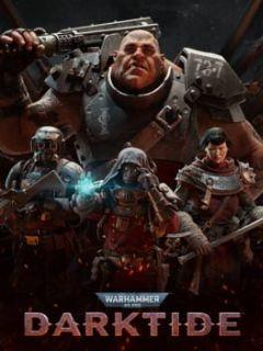 Cover Warhammer 40,000: Darktide