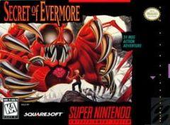Cover Secret of Evermore
