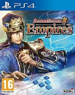 Cover Dynasty Warriors 8: Empires