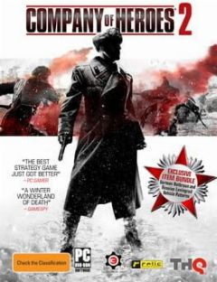 Cover Company of Heroes 2