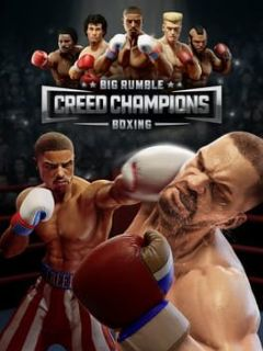 Cover Big Rumble Boxing: Creed Champions
