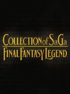 Cover Collection of SaGa: Final Fantasy Legend