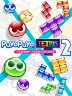 Cover Puyo Puyo Tetris 2