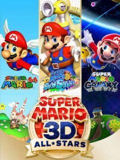Cover Super Mario 3D All-Stars