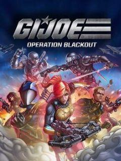 Cover G.I. Joe: Operation Blackout
