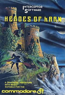 Cover Heroes of Karn