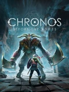 Cover Chronos : Before the Ashes