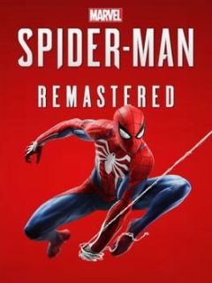 Cover Marvel's Spider-Man: Remastered