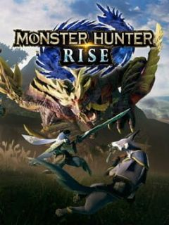 Cover Monster Hunter Rise