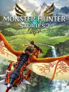 Cover Monster Hunter Stories 2: Wings of Ruin