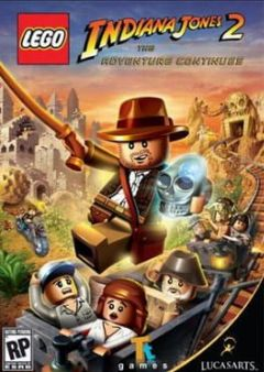 Cover Lego Indiana Jones 2: The Adventure Continues