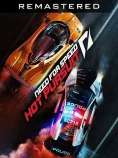 Cover Need for Speed: Hot Pursuit – Remastered