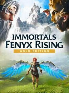 Cover Immortals Fenyx Rising